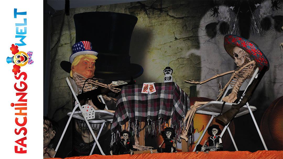 Faschingswelt Poggersdorf Thema Halloween Poker