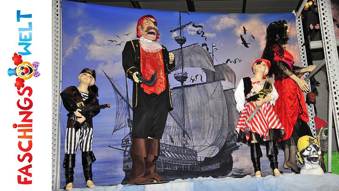 Faschingswelt Poggersdorf Thema Piraten