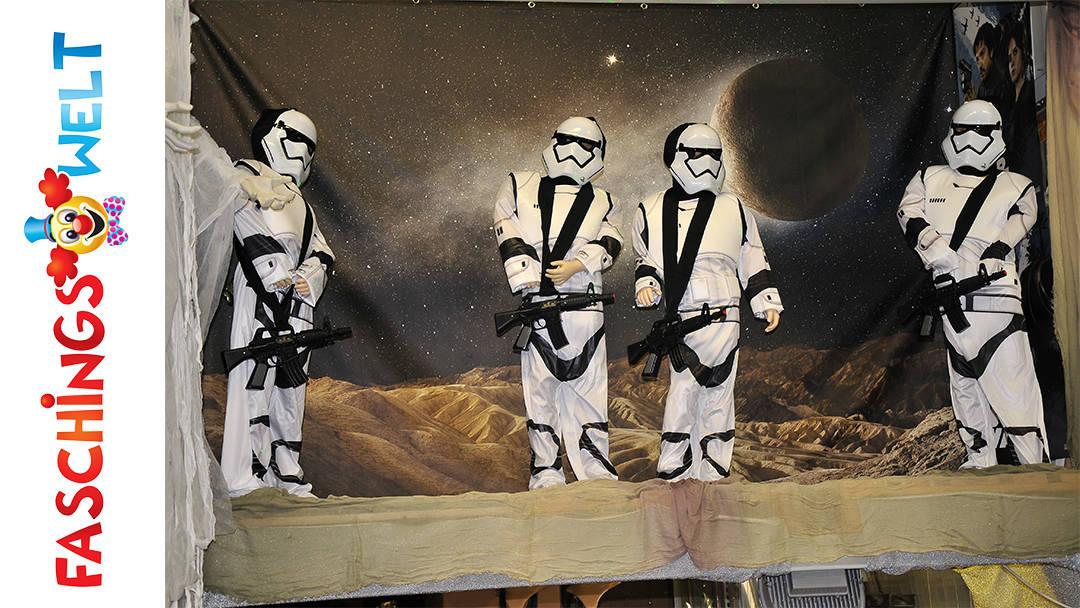 Faschingswelt Poggersdorf Thema Star Wars