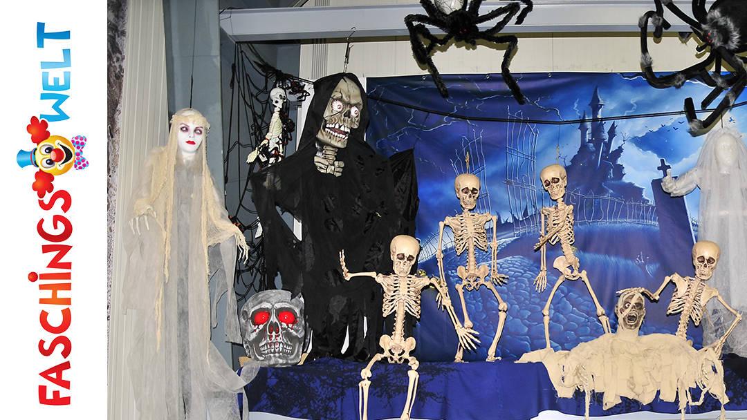Faschingswelt Poggersdorf Halloween